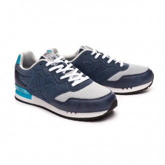 Trainers  Munich Dash Navy blue-Sky blue