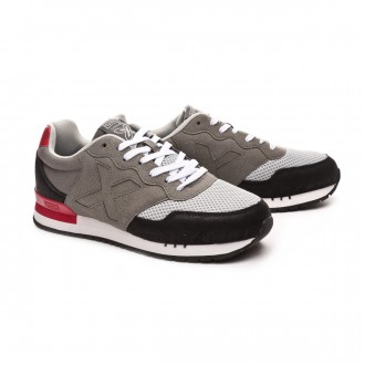 Trainers  Munich Dash Grey-Red