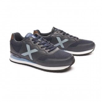 Trainers  Munich Dash Premium Navy blue-Sky blue