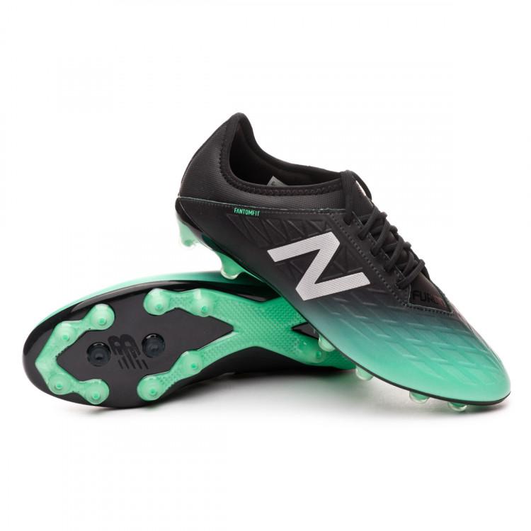 Bota Furon v5 Destroy AG Neon emerald Black