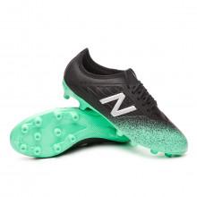 Football Boots Furon v5 Dispatch AG Neon emerald-Black