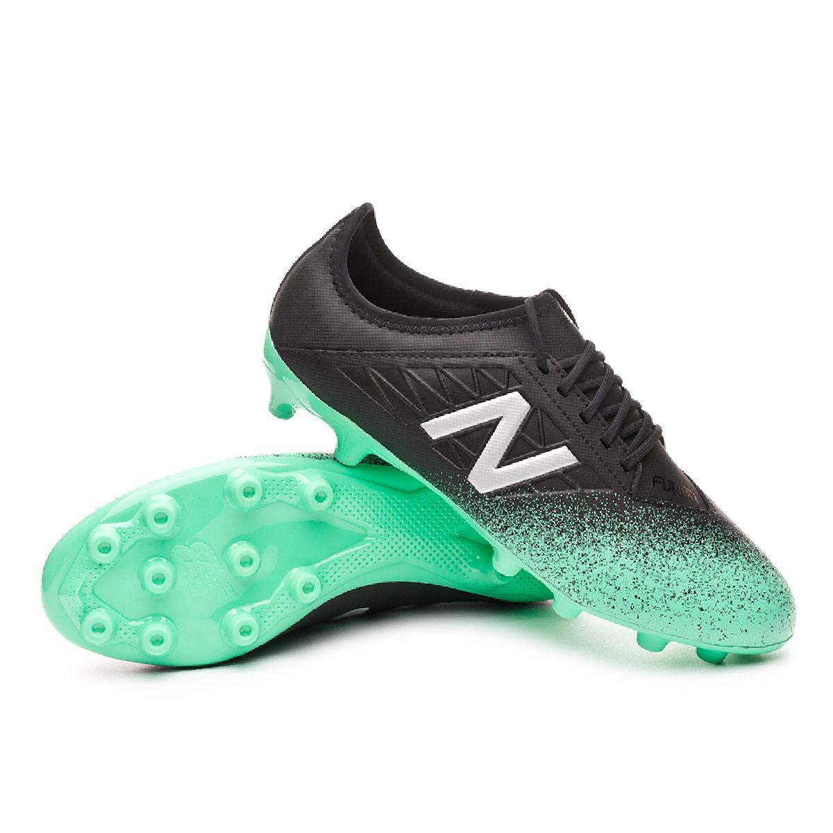 recoger Moler Degenerar  Football Boots New Balance Furon v5 Dispatch AG Neon emerald-Black - Tienda  de fútbol Fútbol Emotion