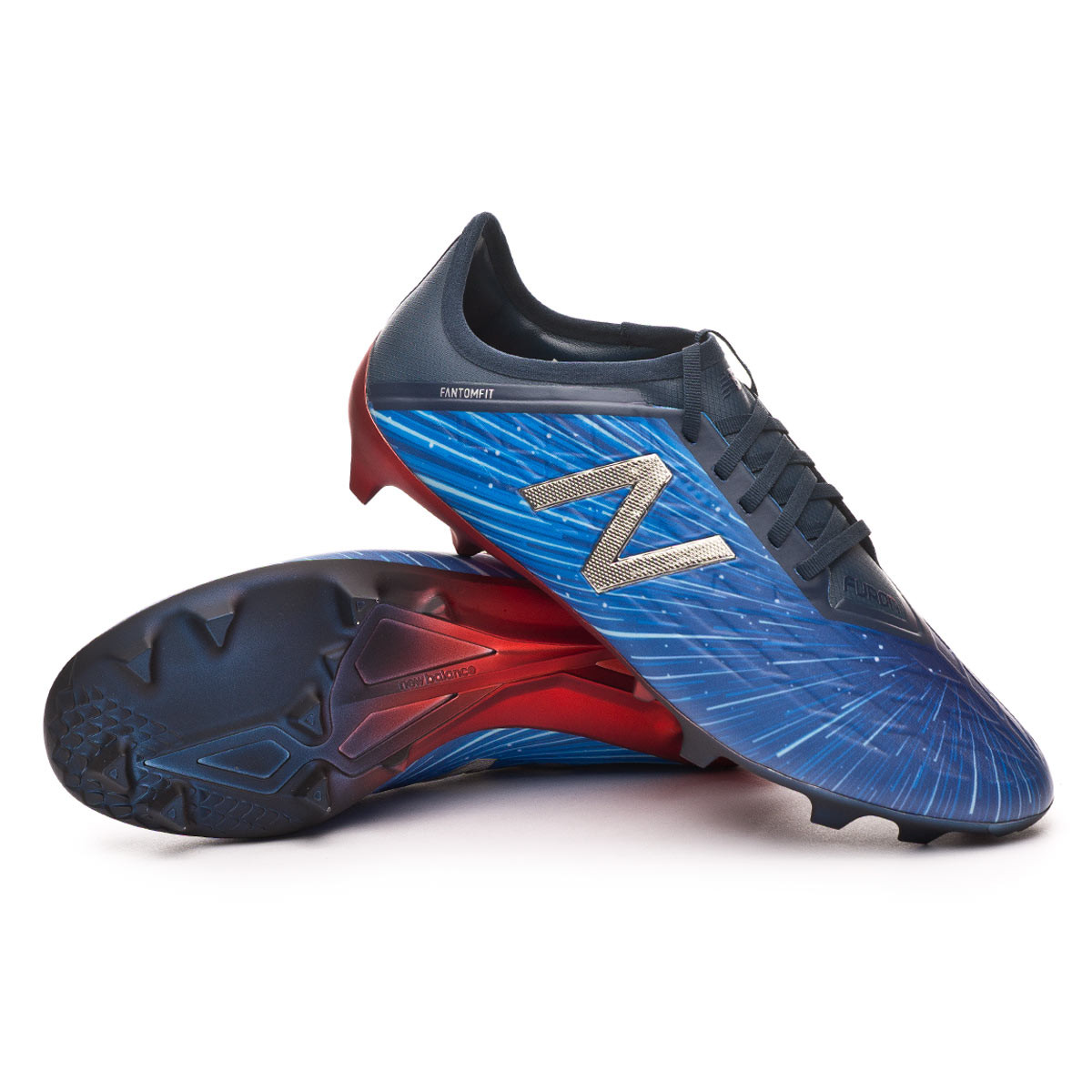 new balance football boots blue