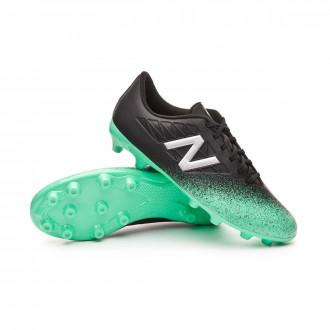 1b10eaf4c657e Chuteira New Balance Furon v5 Dispatch AG Criança Neon emerald-Black