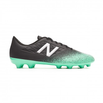 Football Boots  New Balance Kids Furon v5 Dispatch AG  Neon emerald-Black