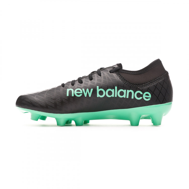 3fb3a4bef Football Boots New Balance Kids Tekela Magique FG/Hybrid Black-Neon ...