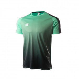 Maillot  New Balance Elite Tech Green