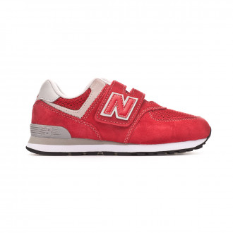 Trainers New Balance Kids 574 v.  Red-Grey