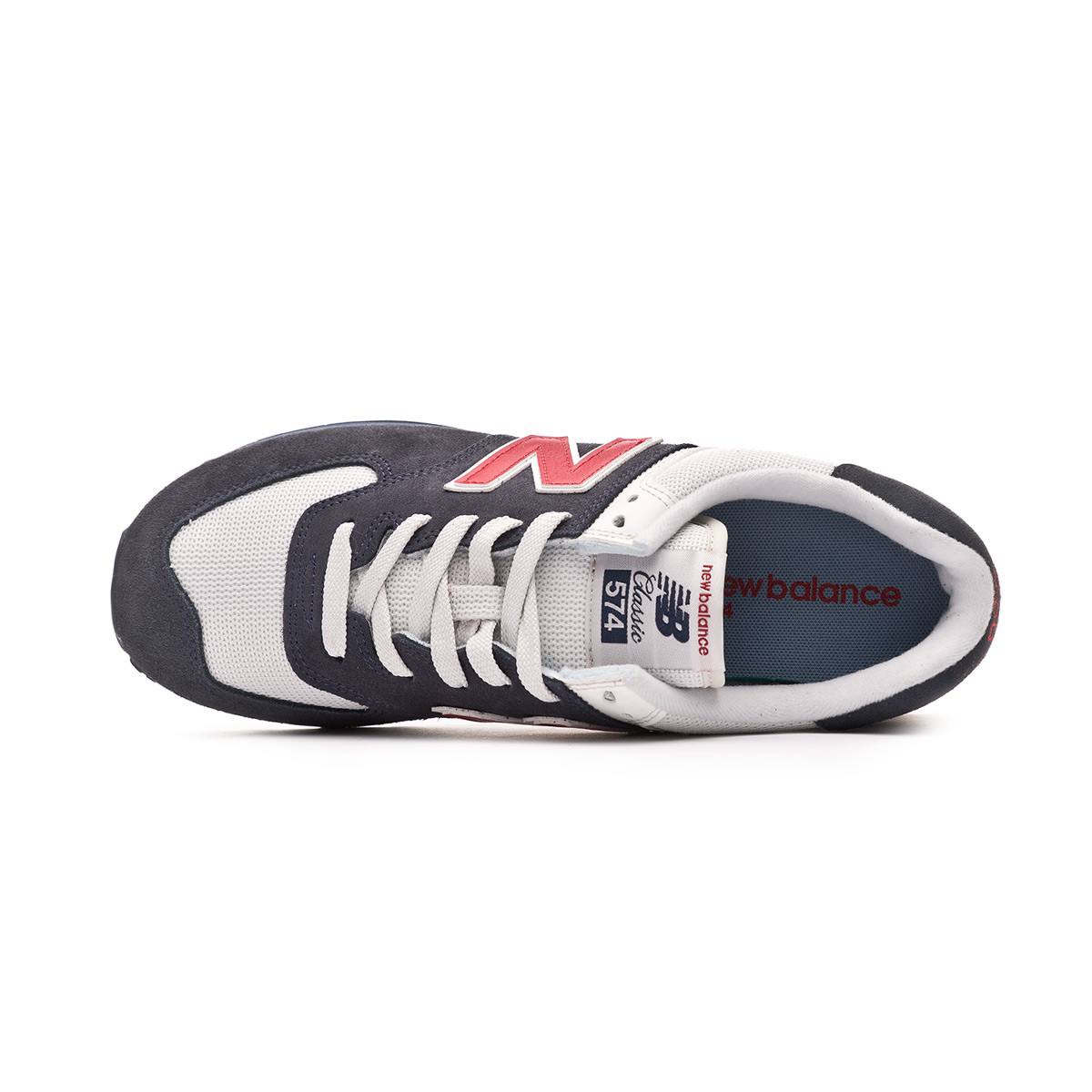 44644453a Trainers New Balance 574 Navy - Football store Fútbol Emotion