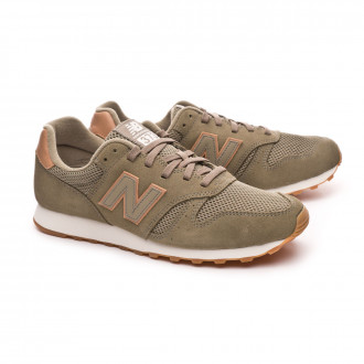 Zapatilla  New Balance 373 Covert green