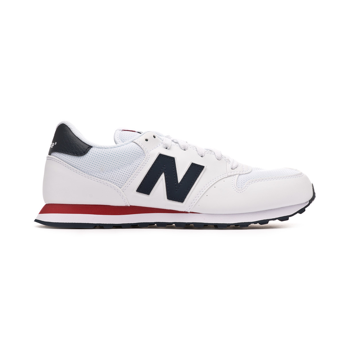 5124ca28d0e Trainers New Balance 500 White - Football store Fútbol Emotion