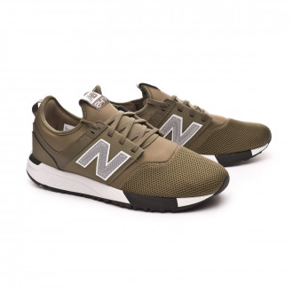 Zapatilla  New Balance 247 Green-Silver