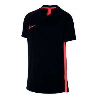 Camiseta  Nike Dri-FIT Academy Niño Black-Ember glow