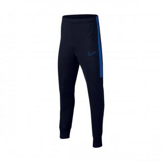 Tracksuit bottoms  Nike Dri-FIT Academy Niño Obsidian-Game royal