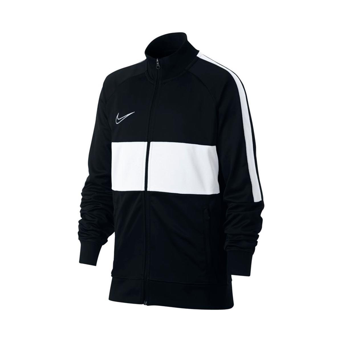 Casaco Nike Dri FIT Academy Niño Black White Loja de