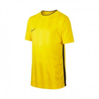 Jersey  Nike Breathe Academy Niño Optical yellow-Anthracite