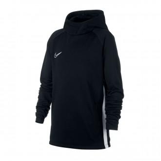 Sweatshirt  Nike Dri-FIT Academy Niño Black-White