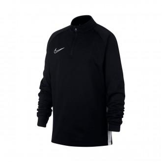 Sweatshirt  Nike Dry-FIT Academy Niño Black-White