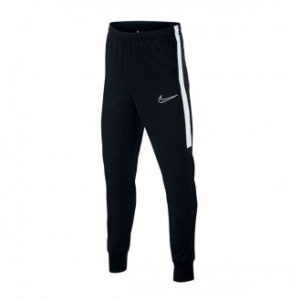 Tracksuit bottoms  Nike Dri-FIT Academy Niño Black-White