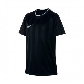 Jersey  Nike Breathe Academy Niño Black-White