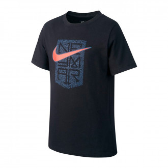 Maillot  Nike Neymar Jr Hook enfant Black
