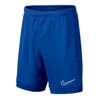 Shorts  Nike Dri-FIT Academy Niño Game royal-White