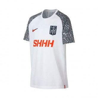 Maillot  Nike Dri-FIT Neymar enfant White-Challenge red