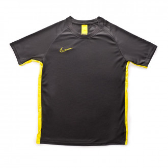 Camiseta  Nike Dri-FIT Academy Niño Anthracite-Optical yellow