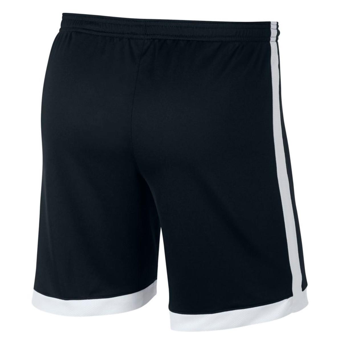 c20c3e76a7264 Shorts Nike Dri-FIT Academy Black-White - Football store Fútbol Emotion