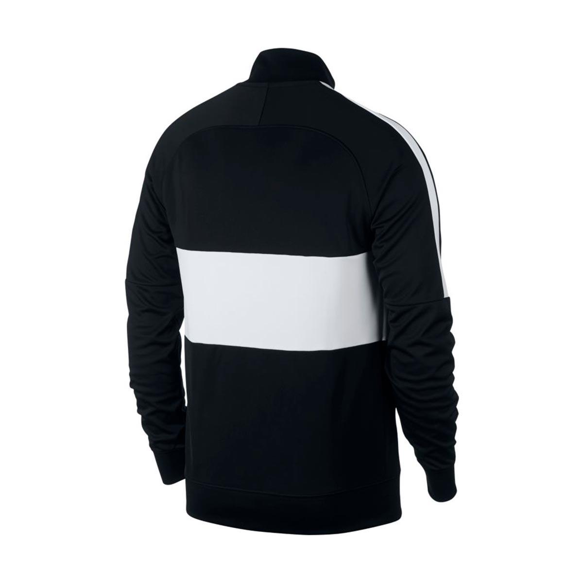 1d64b01e7 Jacket Nike Dri-FIT Academy Black-White - Football store Fútbol Emotion