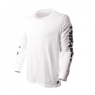 Camiseta  Nike Dry Nike F.C. White