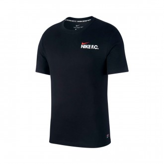 Camiseta  Nike Nike F.C Dry Back Sponsor Black