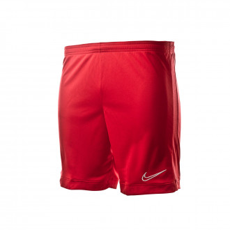 Calções  Nike Dri-FIT Academy University red-White