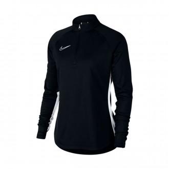 Sudadera  Nike Dry-FIT Academy Black-White