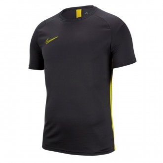 Maillot  Nike Dri-FIT Academy Anthracite-Optical yellow