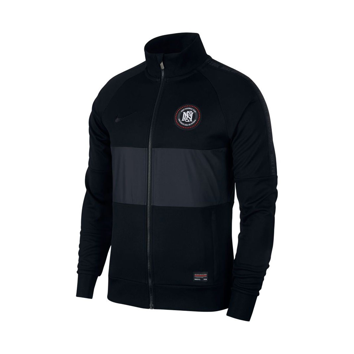 a3458c8bfbcd Jacket Nike Nike F.C. Black - Football store Fútbol Emotion