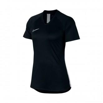 Camiseta  Nike Dri-FIT Academy Mujer Black-White
