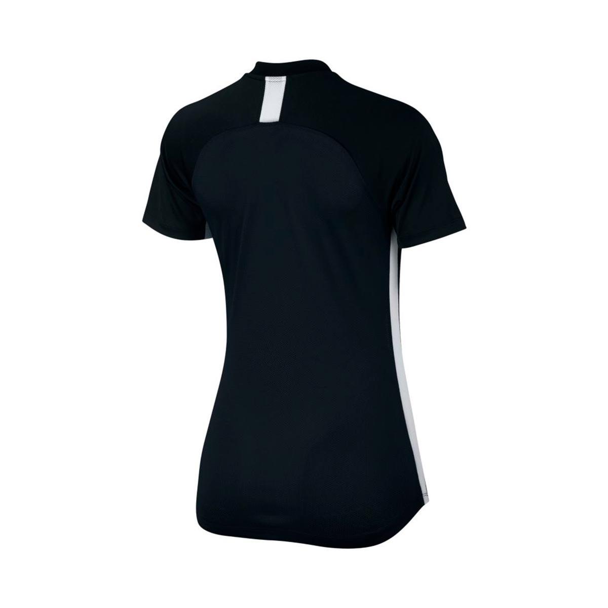calidad autentica precio inmejorable fabricación hábil Camiseta Dri-FIT Academy Mujer Black-White
