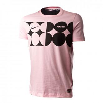 Camiseta  Nike Nike F.C. Circle Soft pink