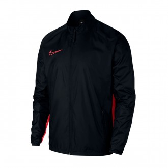 Casaco Nike Dry Academy Black-Ember glow