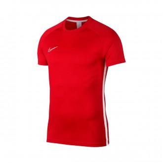 Camiseta  Nike Dri-FIT Academy University red-White