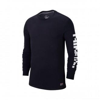 Sweatshirt  Nike Nike F.C. Black