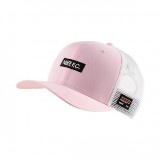 Cap  Nike F.C. Classic 99 Pink foam-White