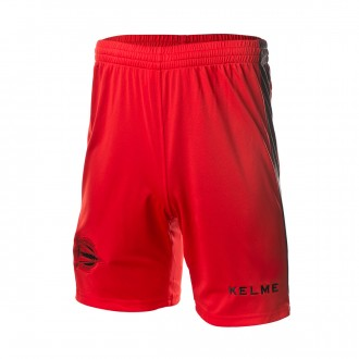 Shorts  Kelme Goalkeeper D. Alavés 2018-2019 Home Red