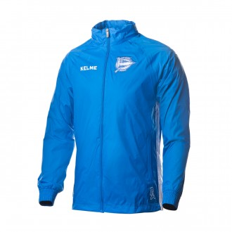 Raincoat  Kelme D. Alavés Training 2018-2019 Blue