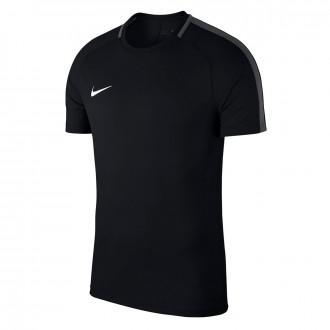 Jersey  Nike Dry Academy 18 Niño Black-Anthracite-White