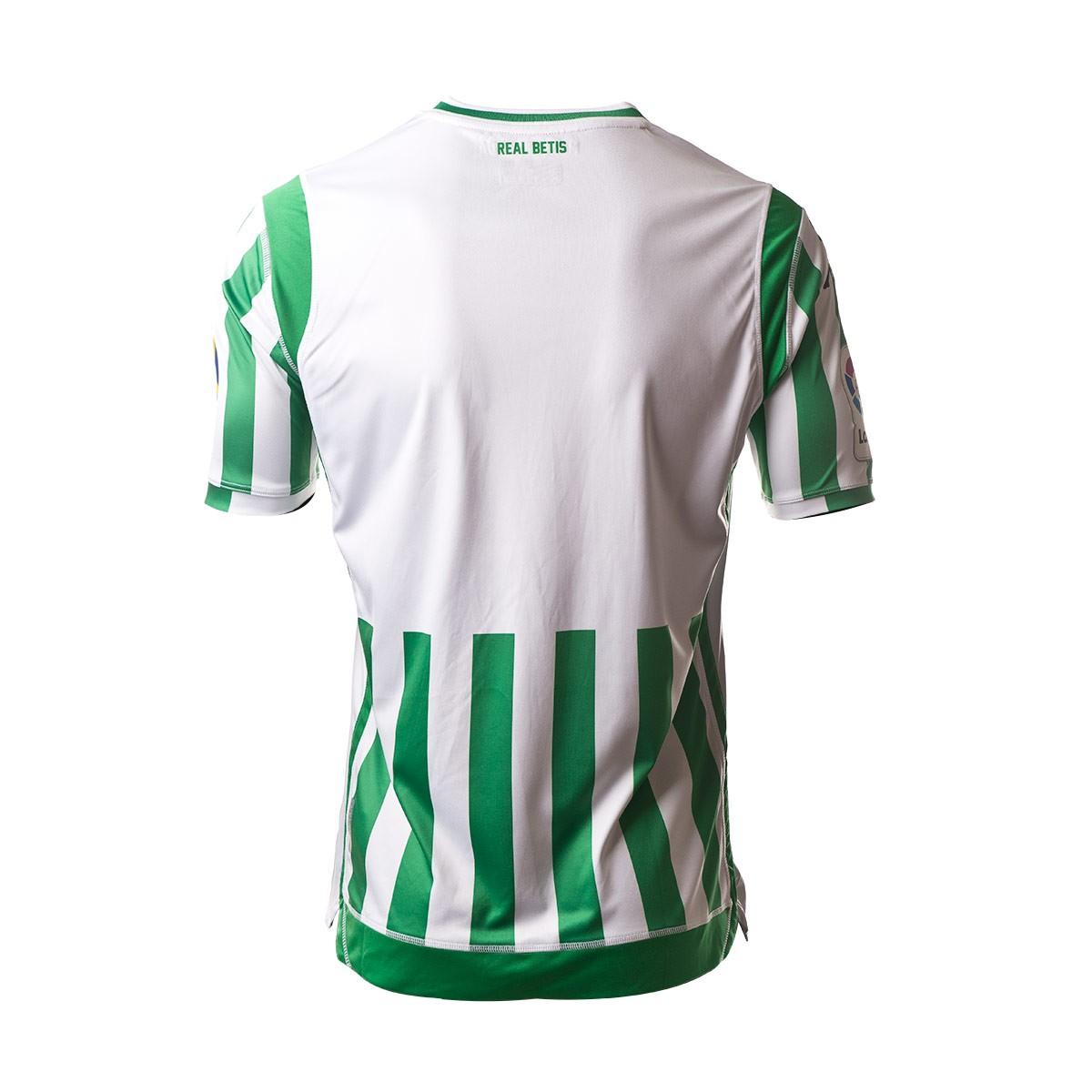 ... Camiseta Real Betis Balompié Primera Equipación 2018-2019 Niño  White-Green. CATEGORIA c1b513e2f9d97