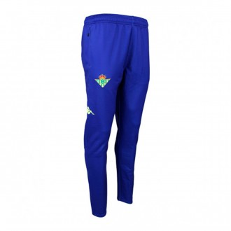 Pantalón largo  Kappa Real Betis Balompié 2018-2019 Niño Blue royal