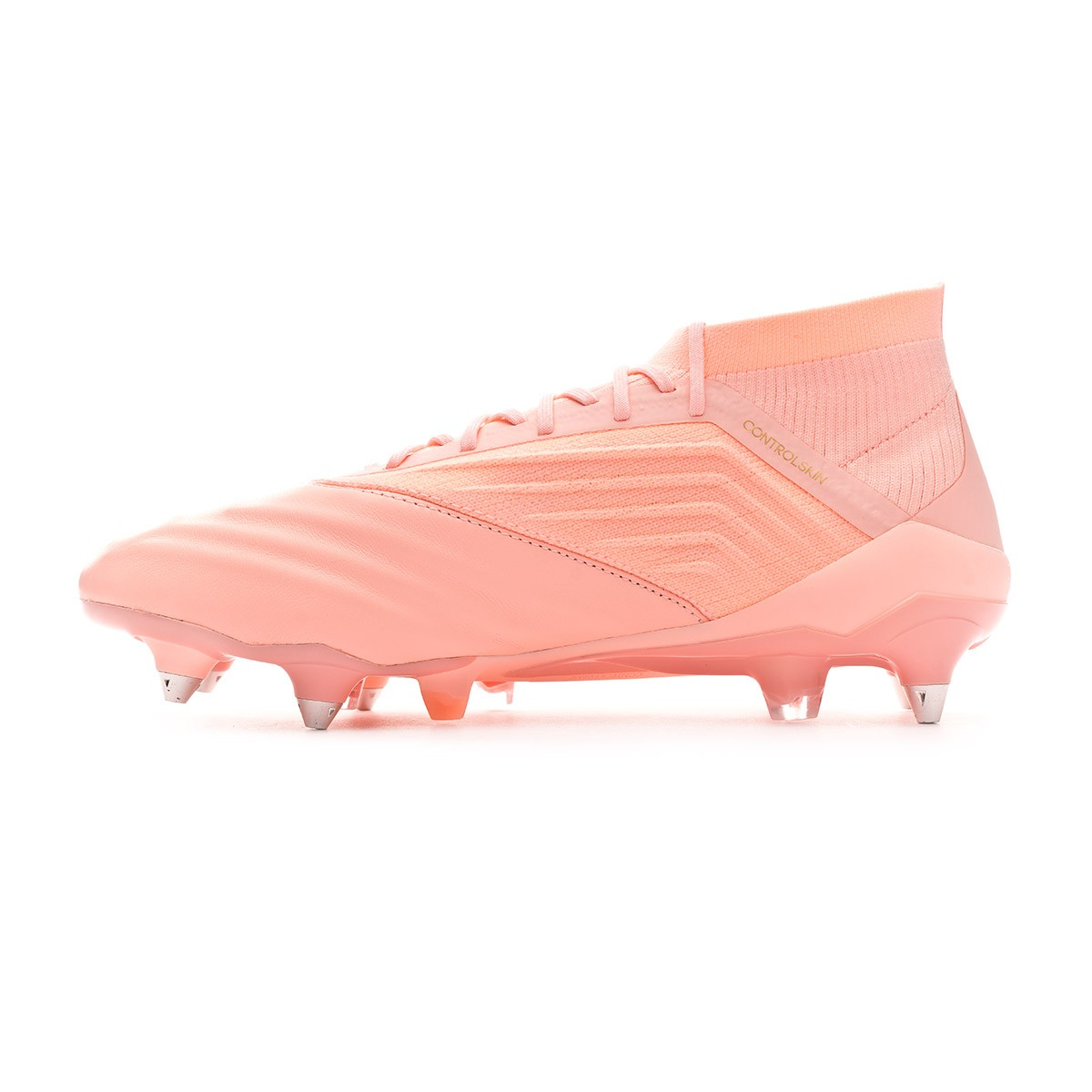 ... Bota Predator 18.1 SG Piel Clear orange-Trace pink. CATEGORY. Football  boots · adidas football boots 9f32db0d08752
