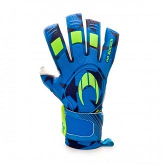 Glove  HO Soccer SSG Supremo II RN Special Sandra Paños Blue